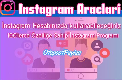 instagram programı